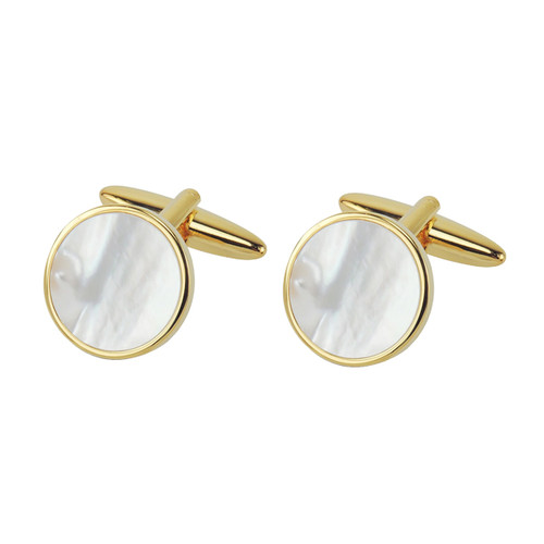 Gemelos  - Gold Mother of Pearl (1)